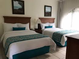 Beds at Selvamar, Punta Leona.jpg